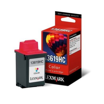 ГЛАВА LEXMARK ColorJetPrinter 1000/1020/1100/2030/2050 - Color - P№ 13619HC - заб.: 200p image