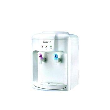 Диспенсър за вода Crown CWD-1806W, 550W нагревател, бял image