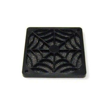 Филтър за вентилатори, Evercool FGF-90/P, 92mm, черен image