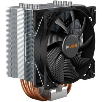 Охлаждане за процесор be quiet! PURE ROCK 2, съвместимост със сокети LGA 1150/1151/1155/1200/2011 (-3)/2066 & AMD AM4/AM3+ image