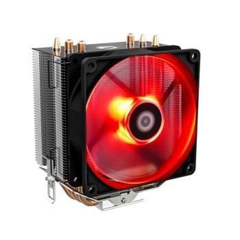 Охлаждане за процесор ID-Cooling SE-903-R-V2, съвместимост със сокети Intel LGA1200/1151/1150/1155/1156 & AMD AM4/FM2+/FM2/FM1/AM3+/AM3/AM2+/AM2 image