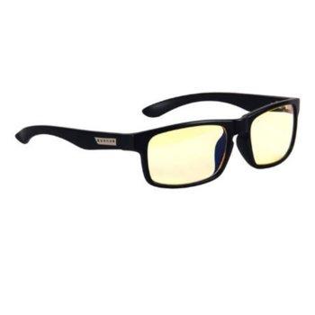 Геймърски очила GUNNAR Enigma Onyx, регулируеми силиконови подложки за нос, хромови рамки image