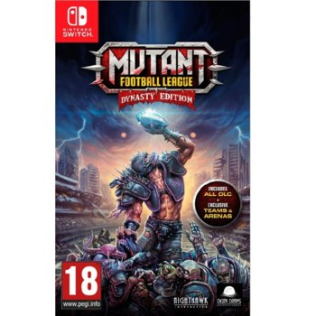 Игра за конзола Mutant Football League: Dynasty Edition, за Nintendo Switch image