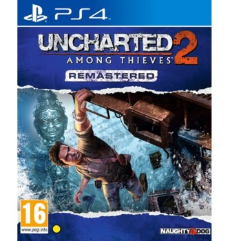Игра за конзола Uncharted 2: Among Thieves Remastered, за PS4 image