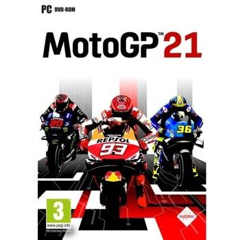 Игра MotoGP 21, за PC image