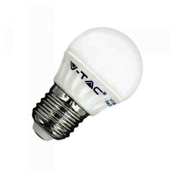 LED Крушка V-Tac VT-1879, E27, G45, 6W, 470 lm, 4500K image
