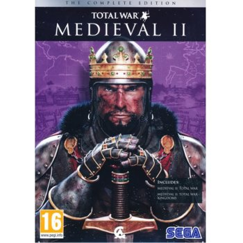 Игра Medieval 2 Total War : The Complete Collection, за PC image