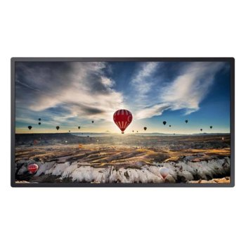 "Публичен дисплей Samsung LFD OM32H, 32"" (80 cm) Full HD, DP, HDMI, USB image"