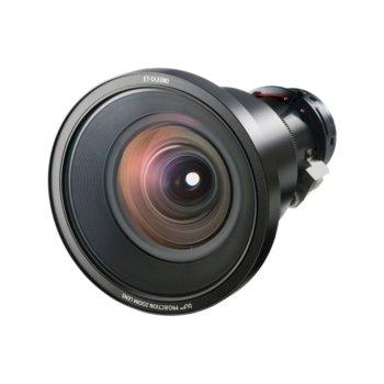 Обектив за проектор Panasonic ET-DLE080, за проектори Panasonic PT-DZ770E, PT-DX800EL, PT-DX810EL, PT-DW730EL, PT-DW740EL, PT-DZ680, PT-DW640, PT-DX610, PT-D6710E, PT-6700E, PT-DW6300E, PT-D6000E, PT-D5000E image
