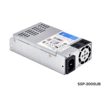 Захранване Seasonic SSP-300SUB, 300W, Active PFC, 80 Plus Bronze, 120mm вентилатор image