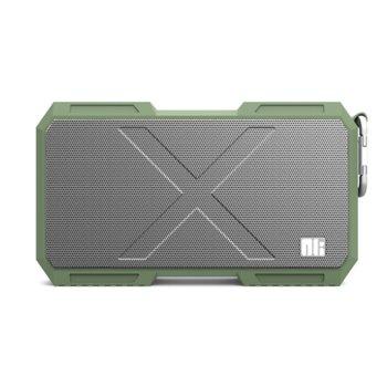 Тонколона Nillkin X-MAN, 2.0, USB, Bluetooth, AUX, зелена, безжична, преносима, с вградена батерия image