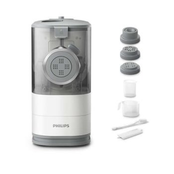 Уред за паста и нудъл Philips Viva Collection HR2345/19, бял image