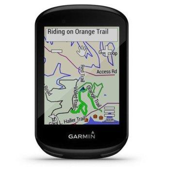 "Навигация за велосипеди Garmin Edge 830, 2.6""(6.60cm), Bluetooth, ANT+, без вградени карти image"