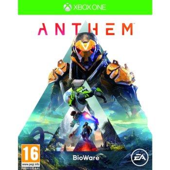 Игра за конзола Anthem, за Xbox One image