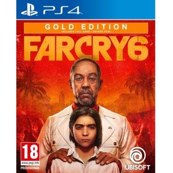 Игра за конзола Far Cry 6 Gold Edition, за PS4 image