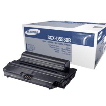 Касета за Samsung SCX-D5530B - SV199A - Black - заб.: 8 000k image