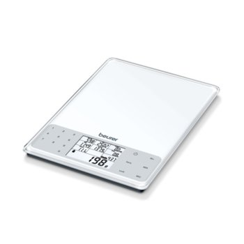 Кухненски кантар Beurer DS61, дигитален, до 5кг., бял image