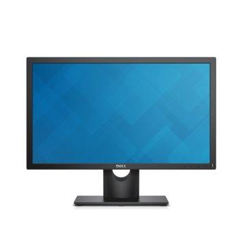 """Монитор Dell E2216H (E2216H-B_5Y), 21.5"""" (54.61 cm) TN панел, Full HD, 5ms, 1 000:1, 250cd/m2, DisplayPort, VGA image"""