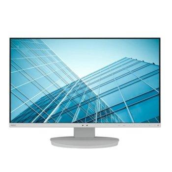 """Монитор NEC EA241F (60004787), 23.8"""" (60.45 cm) IPS панел, Full HD, 5 ms, 5000:1, 250 cd/m2, DisplayPort, HDMI, DVI-D, VGA, USB 3.1 image"""