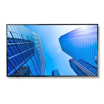 "Дисплей NEC E657Q, 64.5"" (163.83 cm), Ultra HD, HDMI, VGA, USB image"