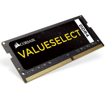 Памет 4GB DDR4 2133MHZ, SO-DIMM, Corsair CMSO4GX4M1A2133C15, 1.2V image