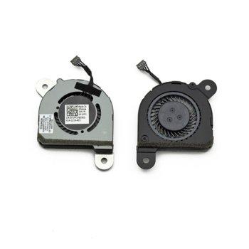 Вентилатор за DELL Inspiron 14 7437, 4pin, 5V 0.4A image