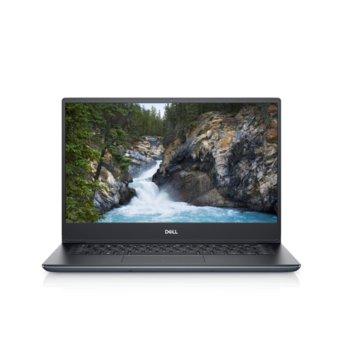 "Лаптоп Dell Vostro 5490 (N4108VN5490EMEA01_2005)(сив), четириядрен Comet Lake Intel Core i7-10510U 1.8/4.8 GHz, 14"" (35.56 cm) Full HD Anti-Glare Display, (HDMI), 16GB DDR4, 512GB SSD, 1x USB 3.1 Type C, Windows 10 Pro, 1.49 kg  image"
