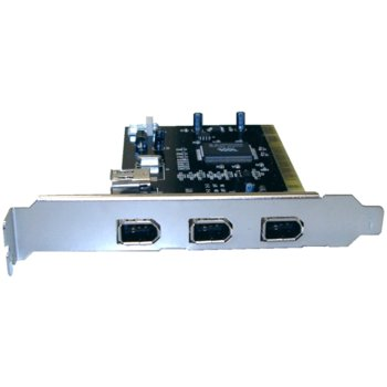 Adapter PCI to IEEE 1394 product