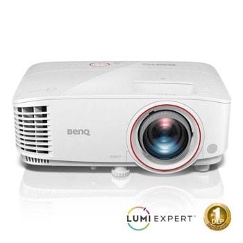 Проектор BenQ TH671ST, DLP, Full HD (1920x1080), 10 000:1, 3000lm, HDMI, VGA, USB image