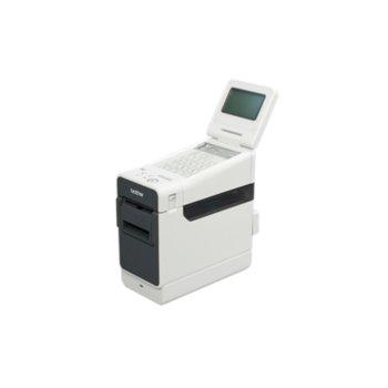 Етикетен принтер Brother TD-2120N, 2 г. Професионален image