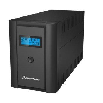 UPS Powerwalker VI 1200, LD, Line Interactive, 1200VA /600W  image