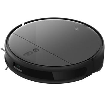 Прахосмукачка робот Xiaomi Mi Robot Vacuum-Mop 2 Pro+, 0.55 л. капацитет на резервоара за прах, 0.25 л. капацитет на резервоара за вода, 3000 Pa, 5200 mAh батерия, 3D навигация, черна image