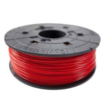 Консуматив за 3D принтер XYZprinting, ABS filament, 1.75mm, червен, 600 g image