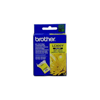 ГЛАВА ЗА BROTHER MFC 3220/3420C/ MFC3320CN/3820CN - Yellow - P№LC800Y - заб.: 400k image