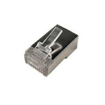 Конектори Ubiquiti, TOUGHCable, RJ45, FTP, Cat5, екраниран, 1бр. image