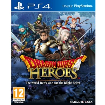 Dragon Quest Heroes: The World Tree product