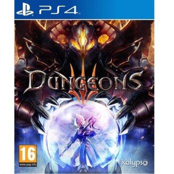 Игра за конзола Dungeons 3, за PS4 image
