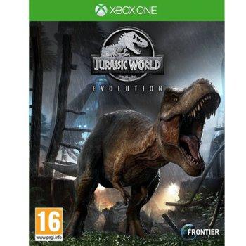 Игра за конзола Jurassic World Evolution, за Xbox One image
