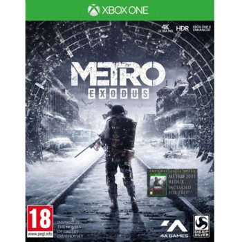 Metro: Exodus (Xbox One) product
