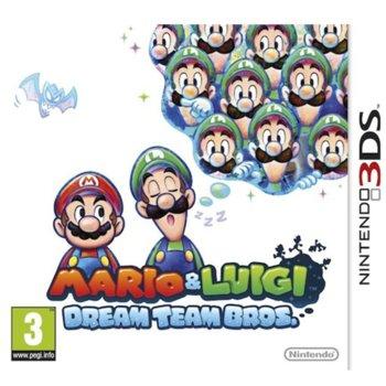 Mario & Luigi: Dream Team Bros. product