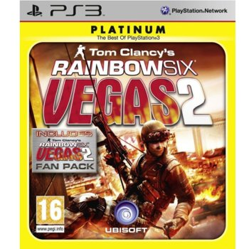 Tom Clancy Rainbow Six Vegas 2 - Platinum  product