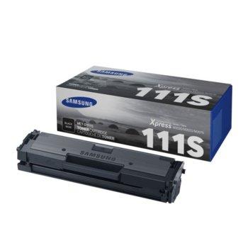 Касета за Samsung MLT-D111S - SU810A - Black - заб.: 1 000k image