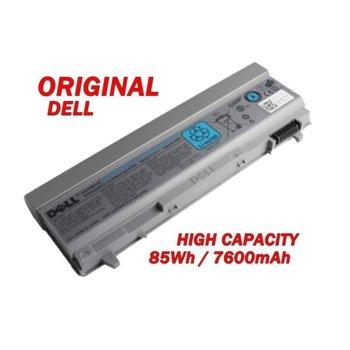 Батерия (оригинална) за лаптоп DELL Latitude E6400, съвместима с E6500/Precision M2400/M4400/MP492, 9cell, 11.1V, 7650mAh image