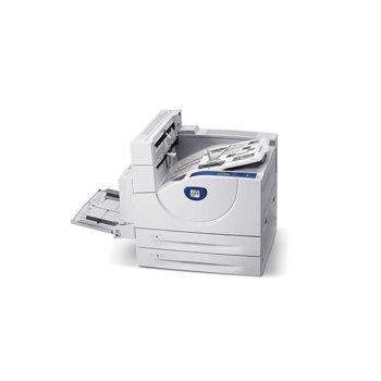 Лазерен принтер Xerox Phaser 5550B, А3, монохромен, 50стр/мин, 1200dpi, 256MB, Parallel & USB, 1 г. image