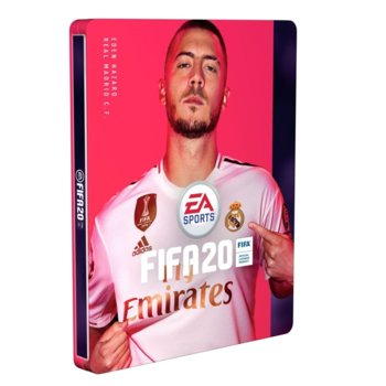Метална кутия Electronic Arts FIFA 20 SteelBook image