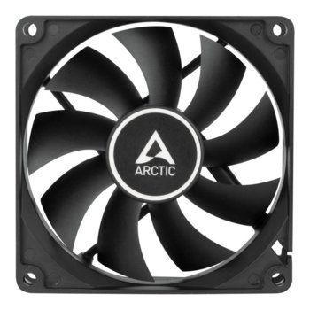 Arctic Fan F9 Silent (black) - 92mm/1000rpm product