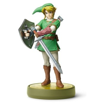 Фигура Nintendo Amiibo - Link Twilight Princess, за Nintendo 3DS/2DS, Wii U, Switch image