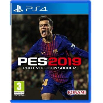 Игра за конзола Pro Evolution Soccer 2019, за PS4 image