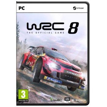Игра WRC 8, за PC image