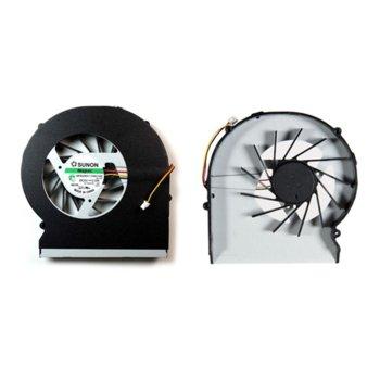Вентилатор за лаптоп, съвместим с Fujitsu-Siemens SH530 5V 2.0W image